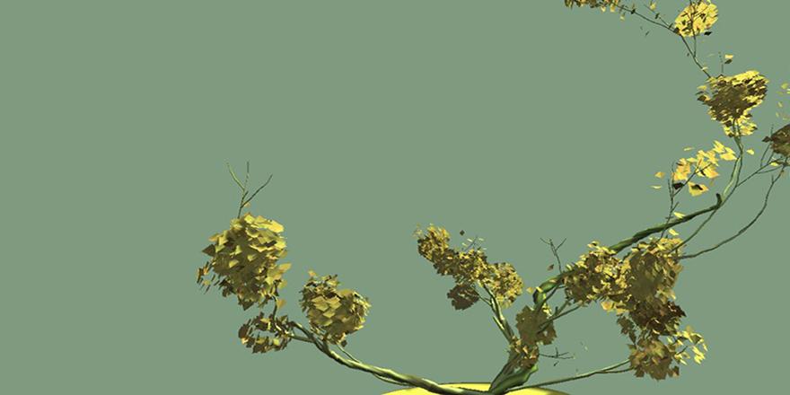 新媒介艺术之花:算法艺术游戏