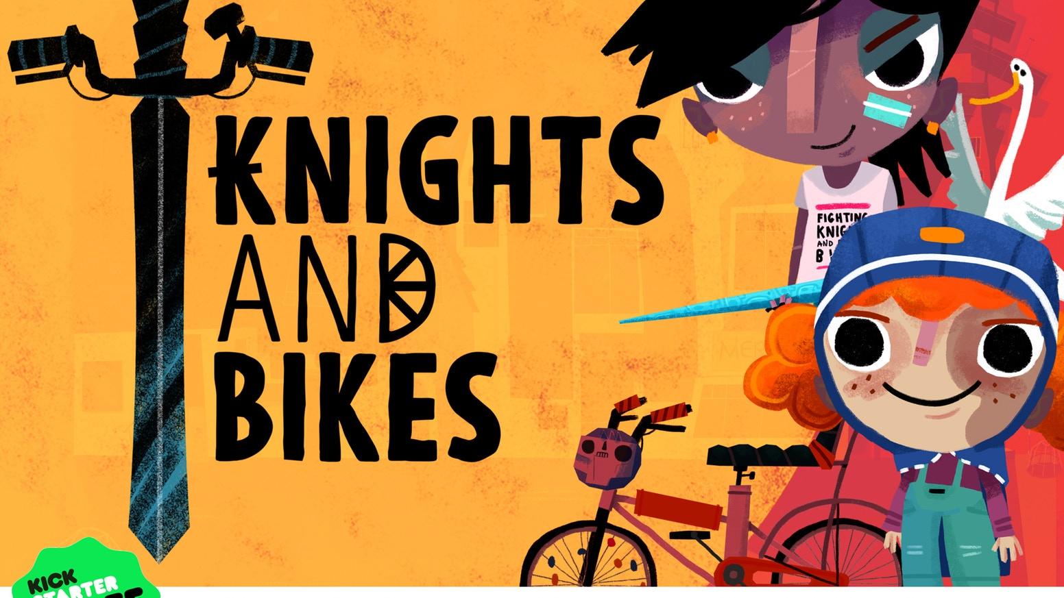 独立游戏《Knights and Bikes》将被制作成动画片